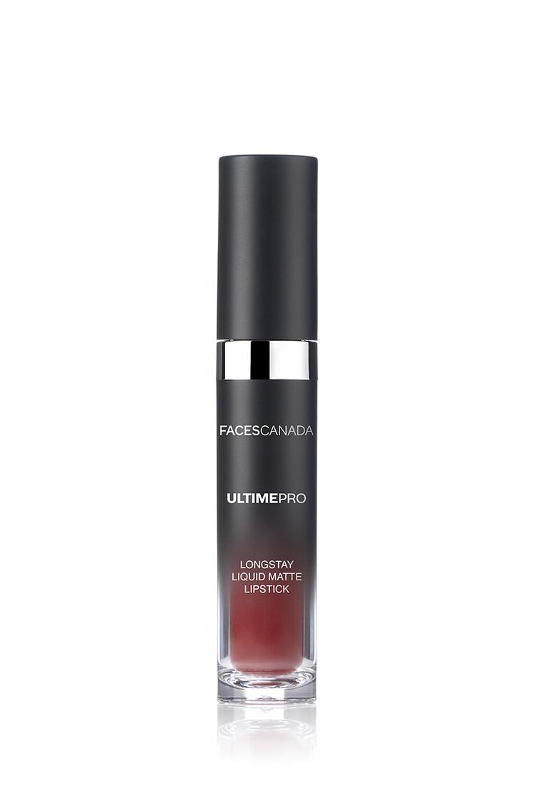 Faces Canada Ultime Longstay Liquid Matte Lipstick Sultry Rogue 13 6ml