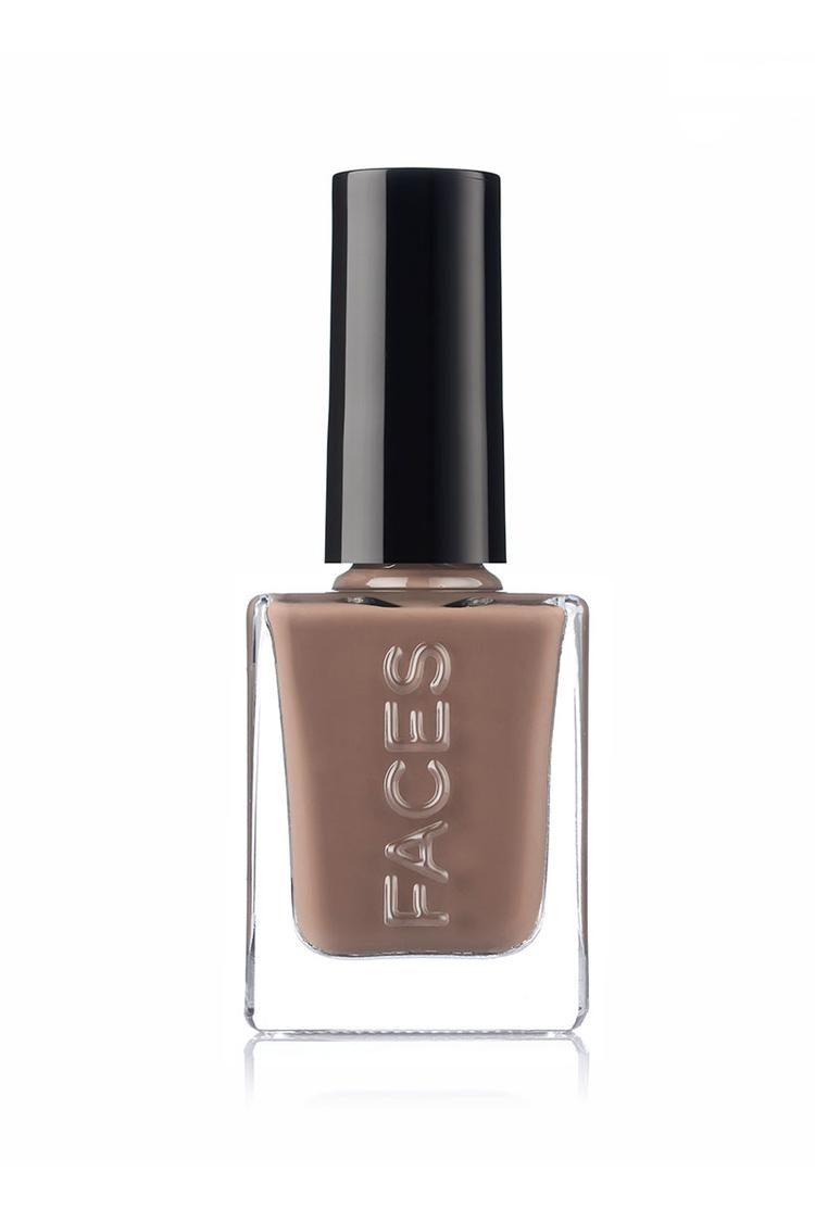 FACESCANADA Nail Enamel Muddy 200 9ml