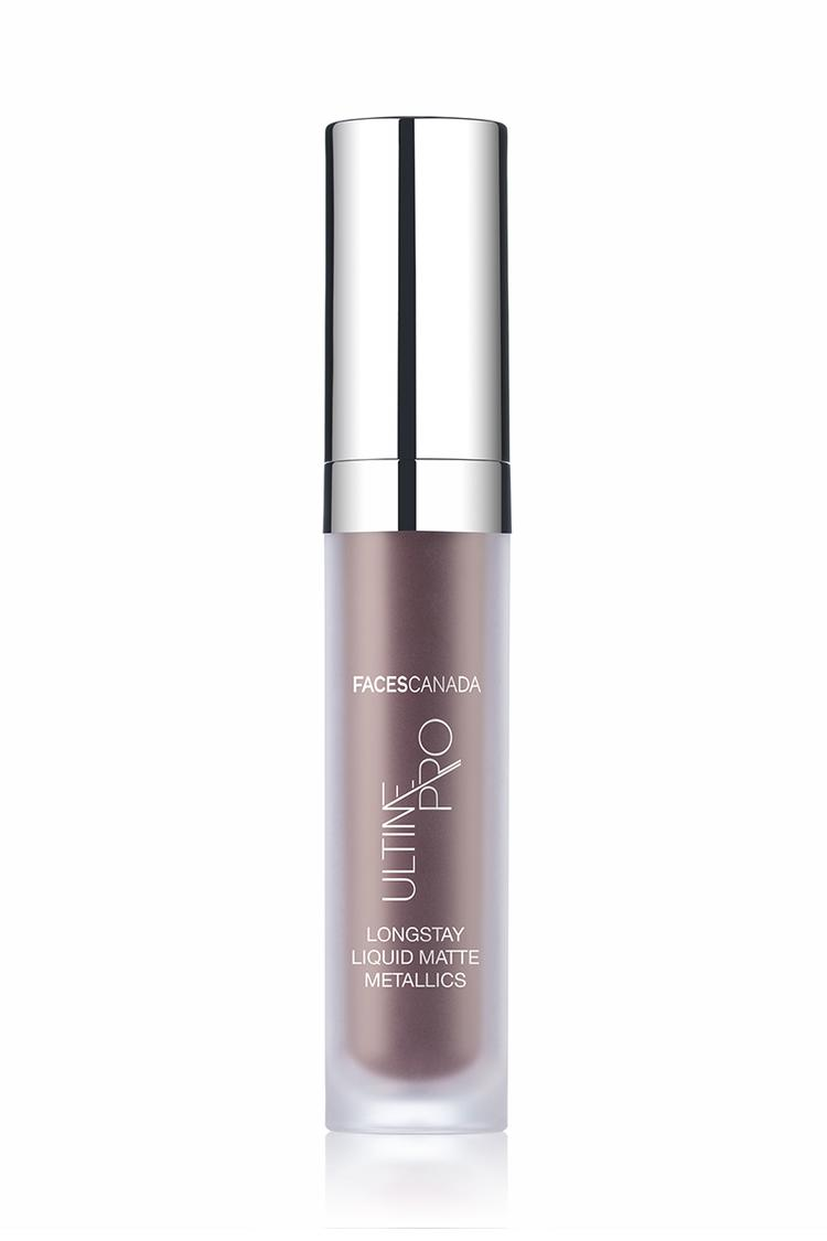 Faces Canada Pro Longstay Liquid Matte Metallics Bronze 07 6ml