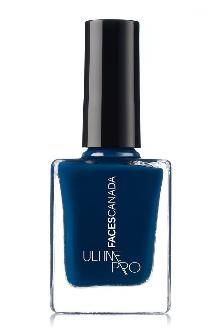 Faces Canada Ultime Pro Gel Lustre Nail Lacquer Submarine 44 9ml