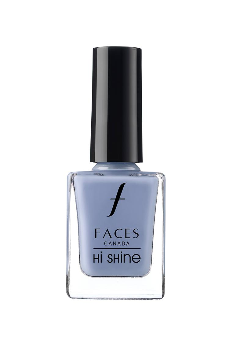 Faces Canada Hi Shine Nail Enamel Dreamy Blue 188 9 ml