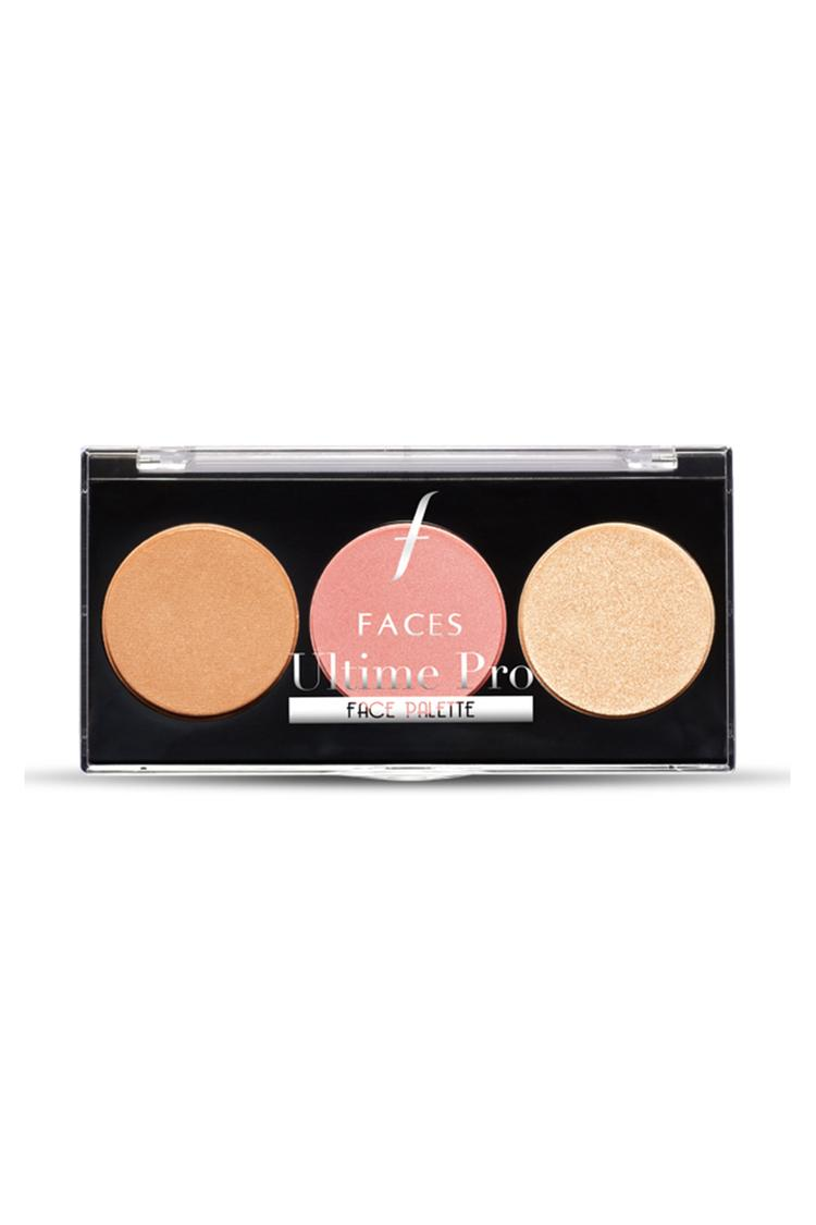 Faces Canada Ultime Pro Face Palette Glow 02 12gm