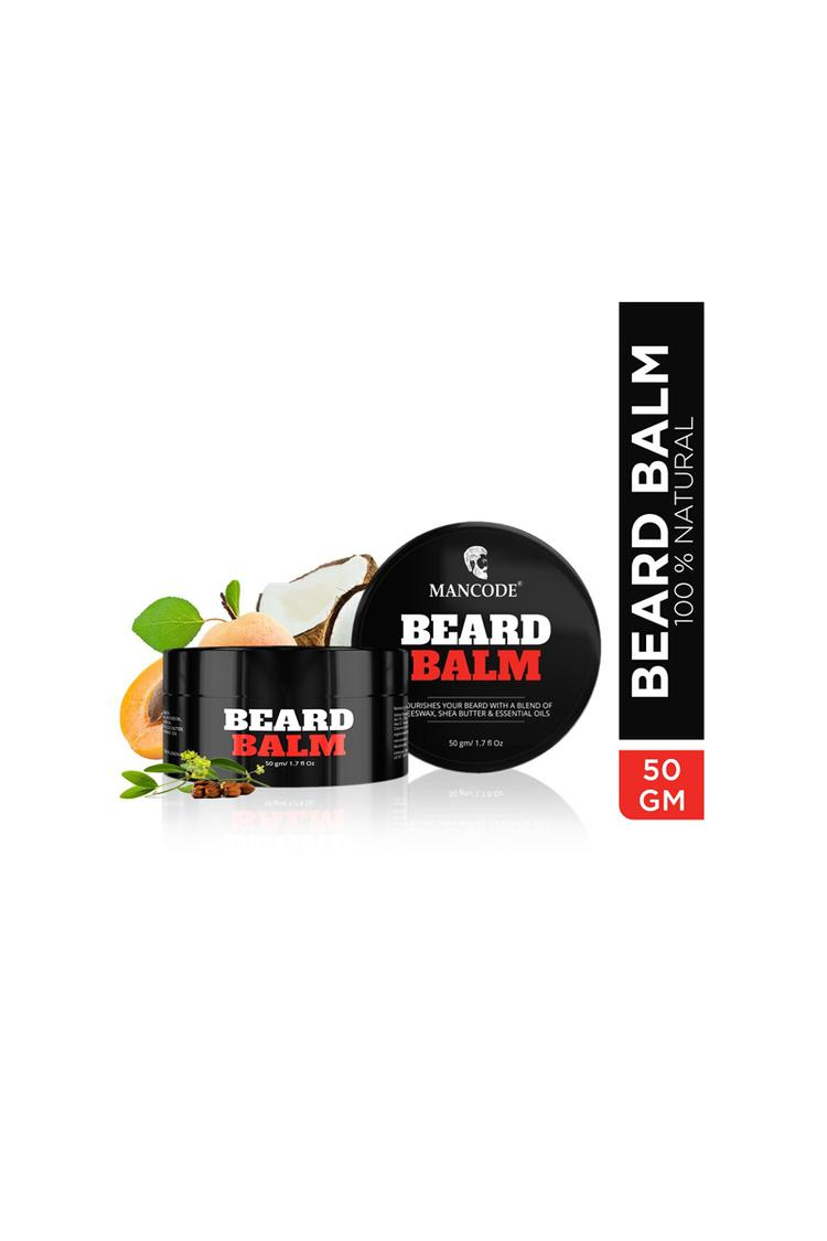 Mancode Beard Balm 50 Gm