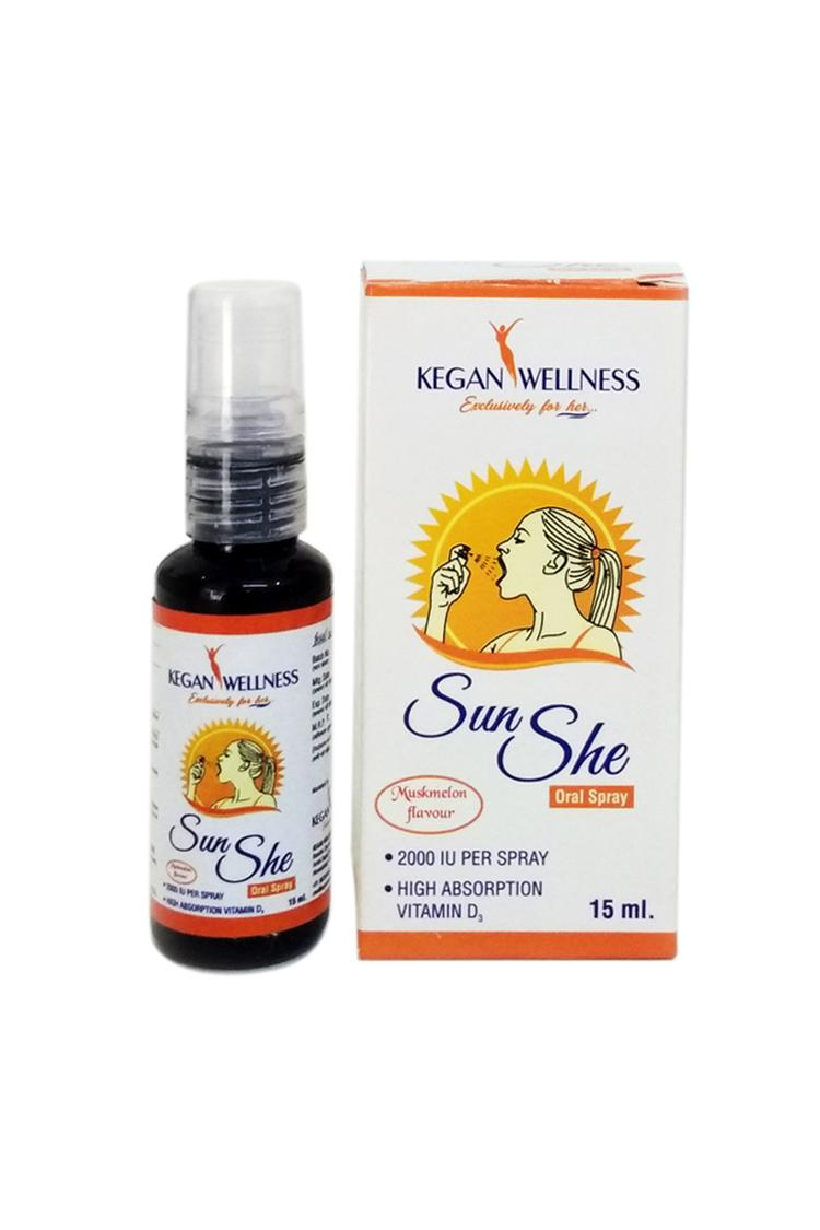 Kegan Wellness Sunshe Oral Spray 15ml
