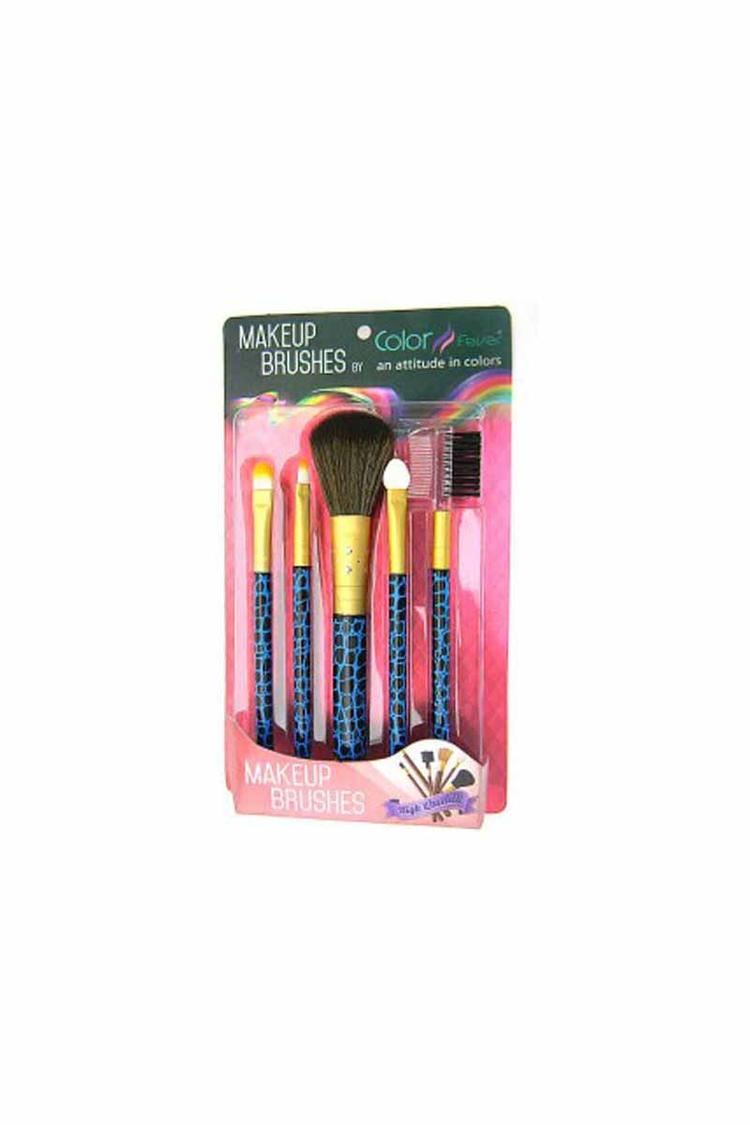 Gobonjour Professional Makeup Brush Set Blue