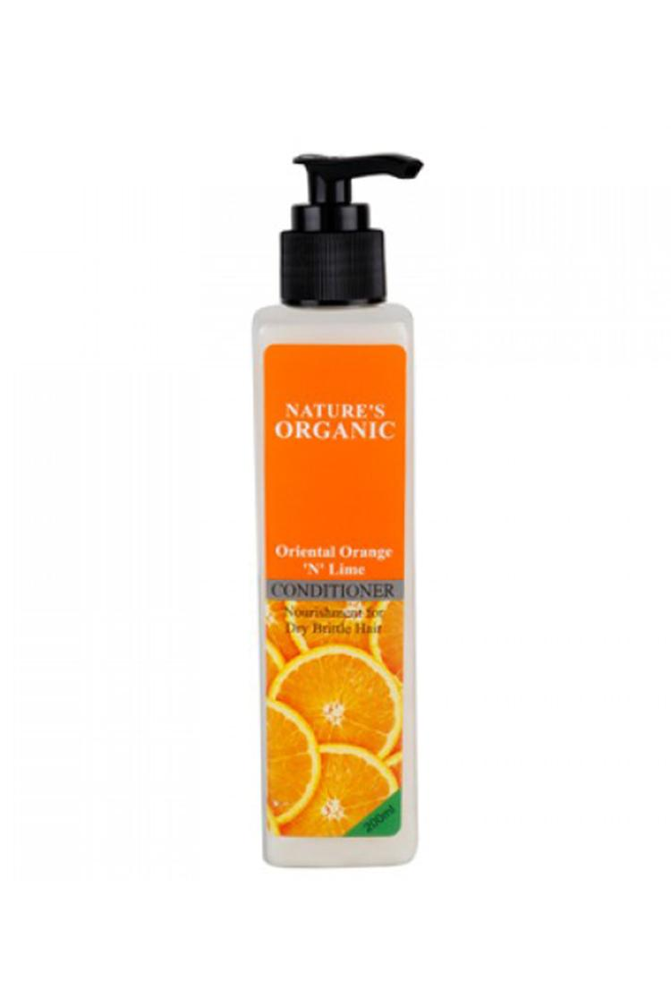Nature's Organic Oriental Orange N Lime Conditione