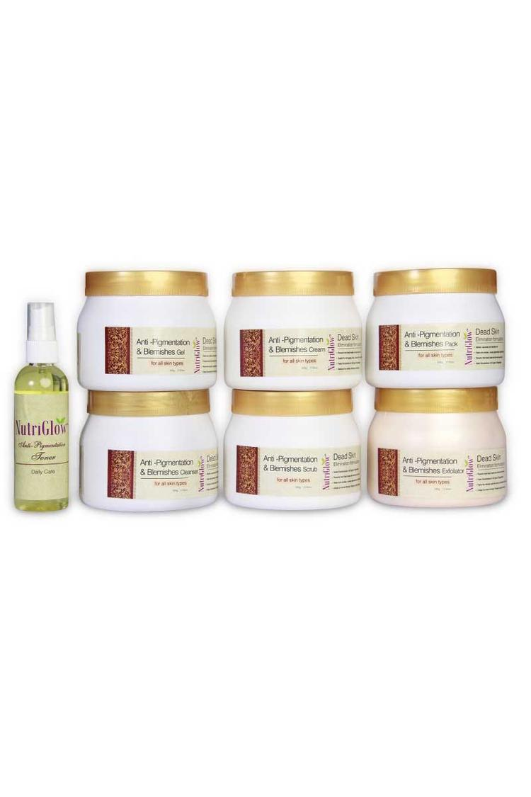 Nutriglow Anti Pigmentation And Blemishes Facial K