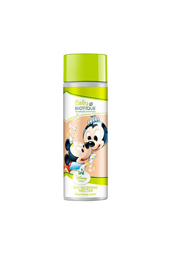 Biotique Bio Morning Nectar Mickey Nourishing Lotion 190ml