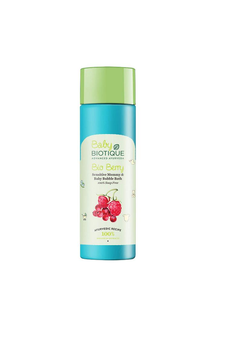 Biotique Berry Sensitive Mommy And Baby Babble Bat