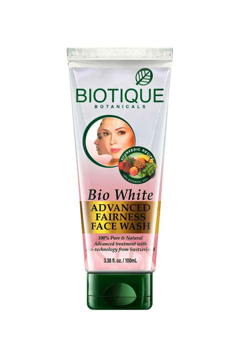 Biotique White Whitening And Brightening Face Wash