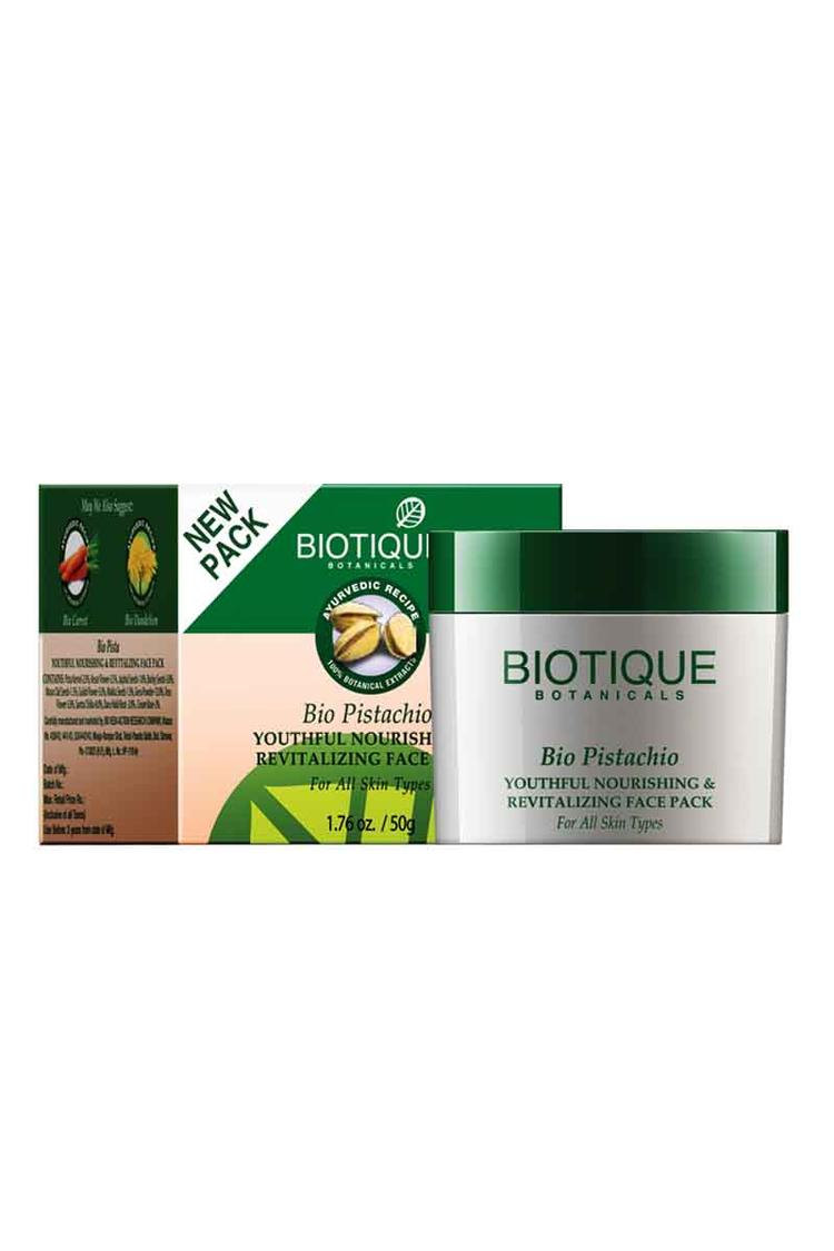 Biotique Pistachio Youthful Nourishing And Revital