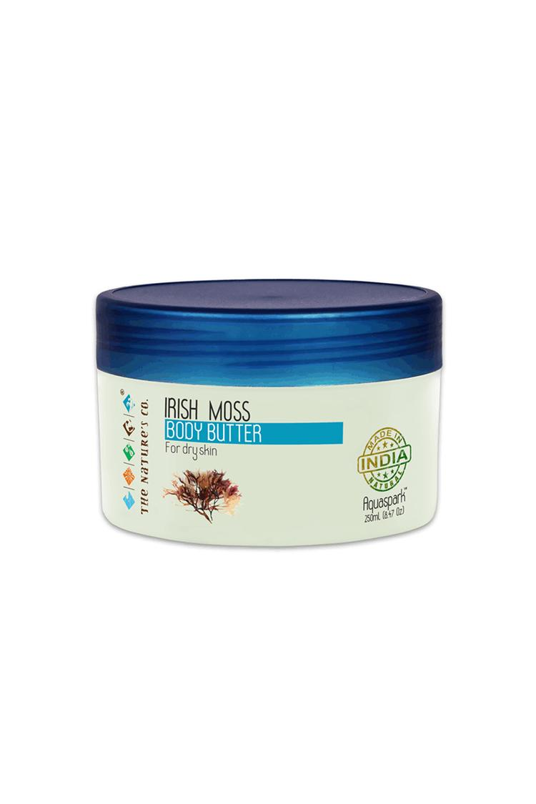 The Natures Co Irish Moss Body Butter 250 Ml
