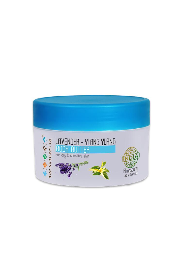 The Natures Co Lavender And Ylang Ylang Body Butte