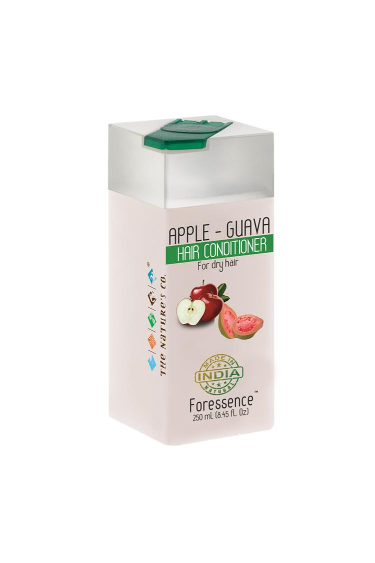 The Natures Co Apple-Guava Hair Conditioner 250 Ml