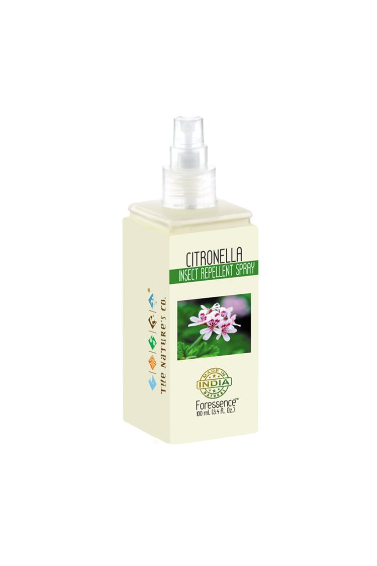 The Natures Co Citronella Insect Repellent 100 Ml