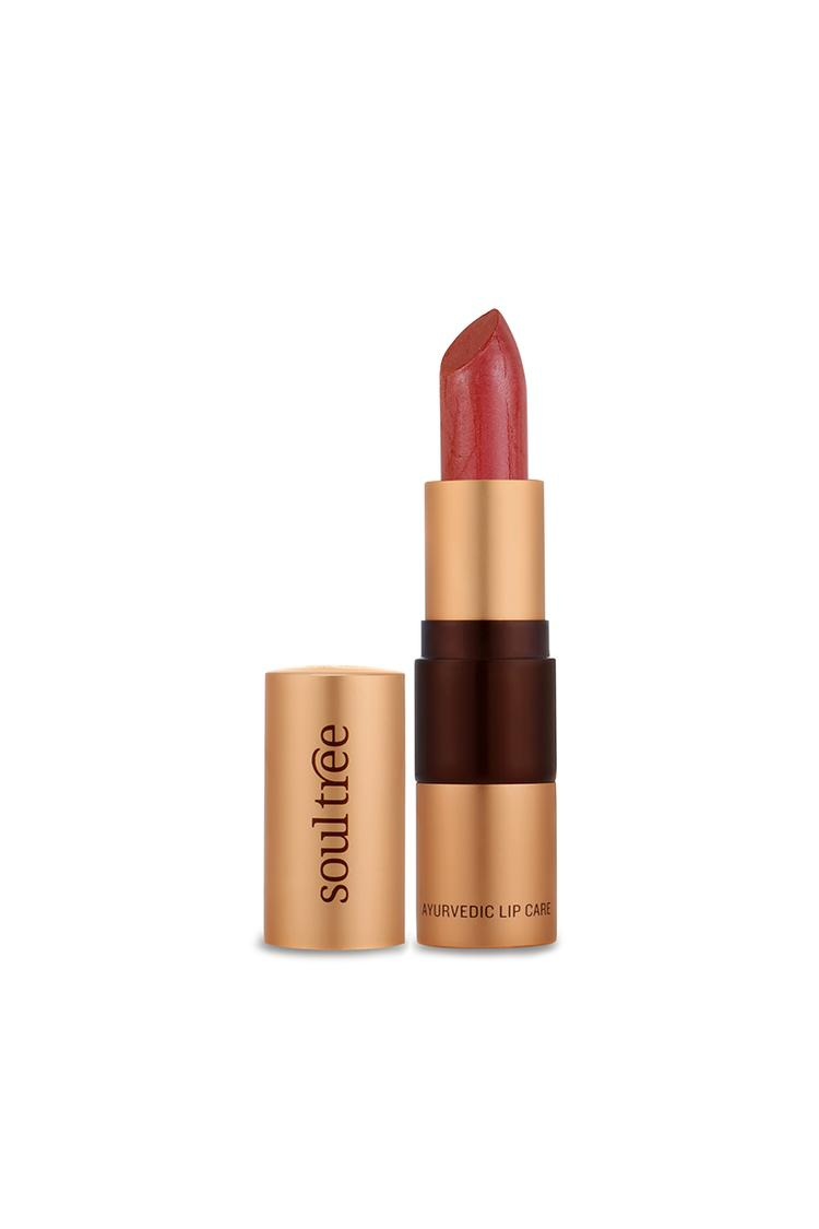 Soultree Ayurvedic Lipstick True Brick 813 4.5Gm