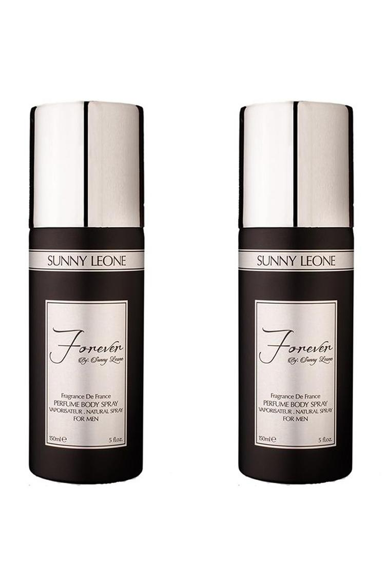 Forever By Sunny Leone Black 150ml Pack of 2