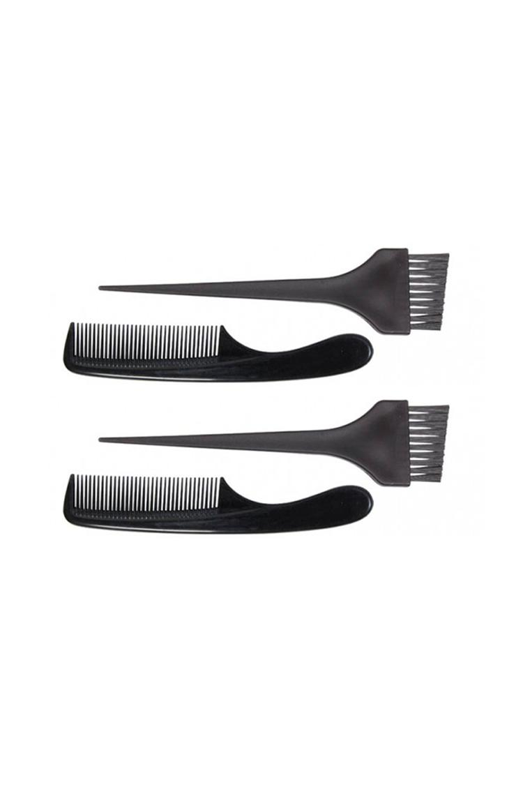 Babila Dye Brush And Comb Pack Of 2
