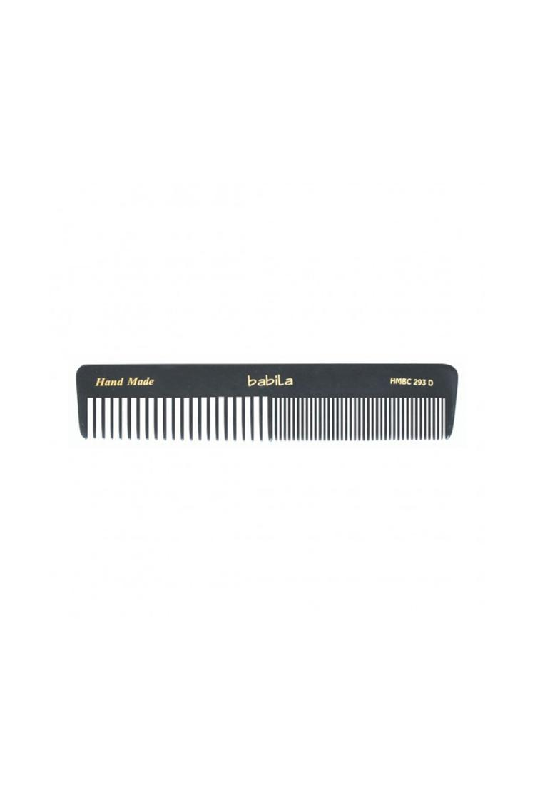 Babila Black Handmade Comb Graduated Fashion