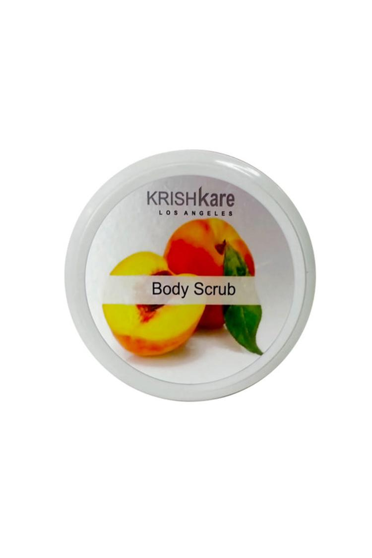 Krishkare Body Scrub Peaches 500 Gms