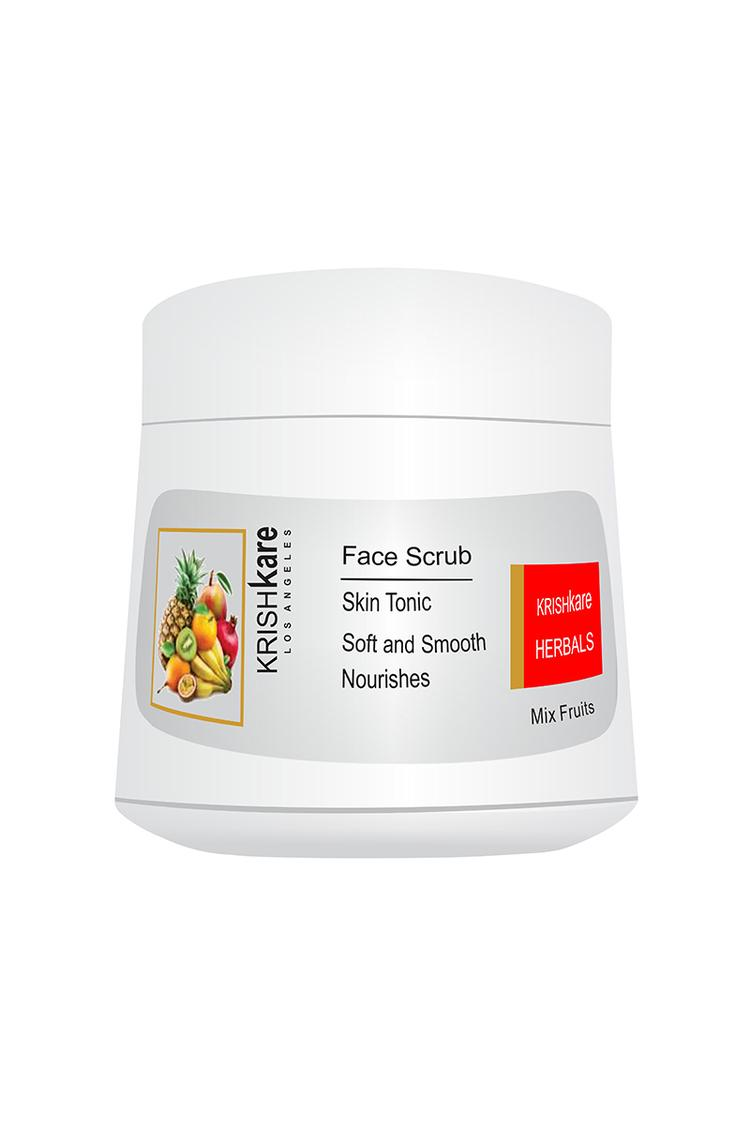 Krishkare Face Scrub Mix Fruits 200 Gm