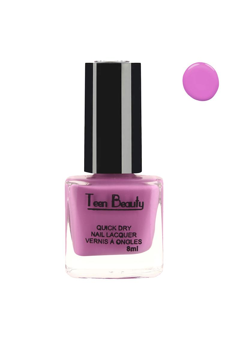 Teen Beauty Wonder Thunder Nail Polish 8 Ml Shade 56