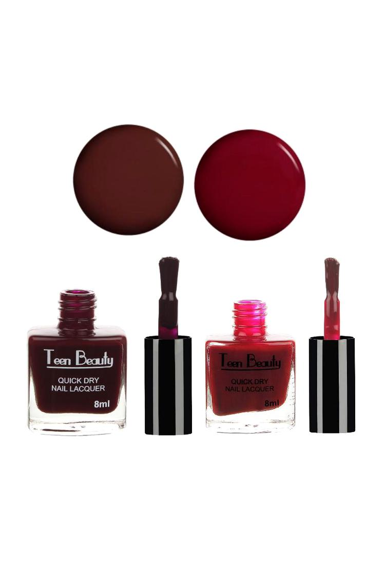 Teen Beauty Pack of 2 Nail Polish Combo TBDuet 231