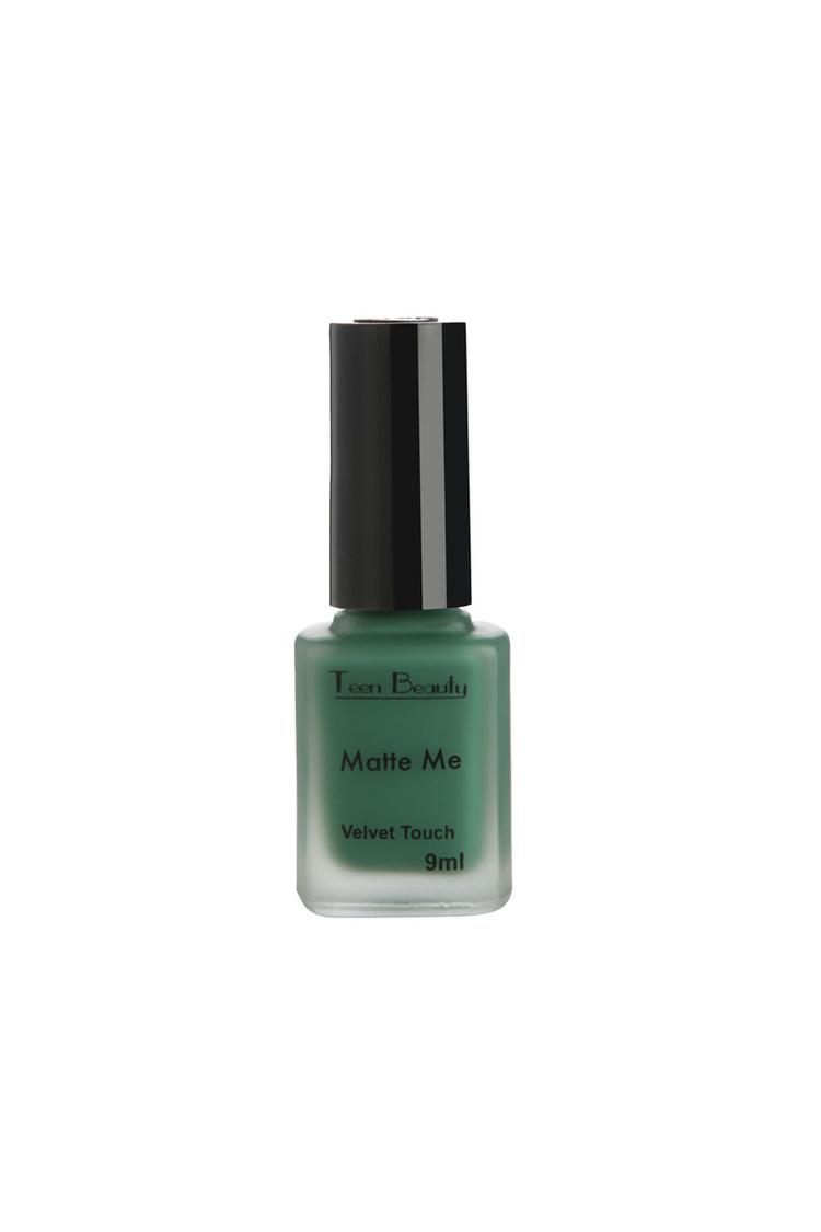 Teen Beauty Forest Green Nail Polish 9Ml