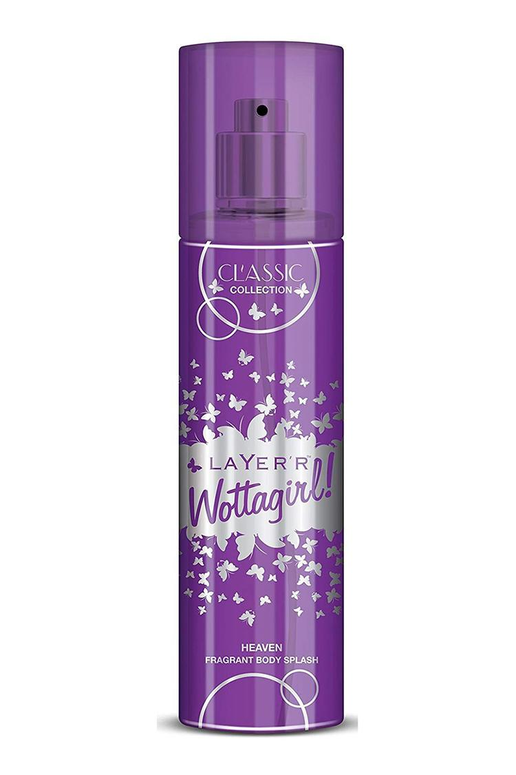 Layer'r Wottagirl Classic Collection Heaven Fragrant Body Splash 135ml