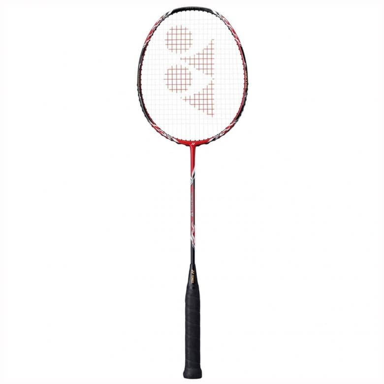 Buy YONEX Voltric 7 Badminton Racket (Red, Strung) Online ...