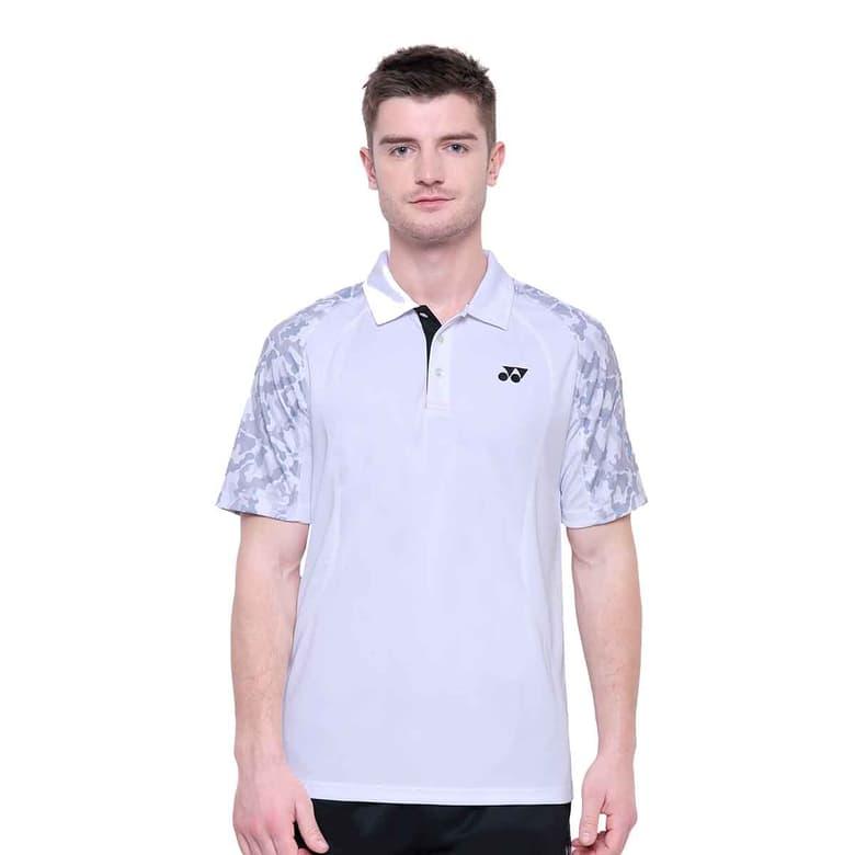 Buy Yonex Mens Polo T Shirt White 996 Online India