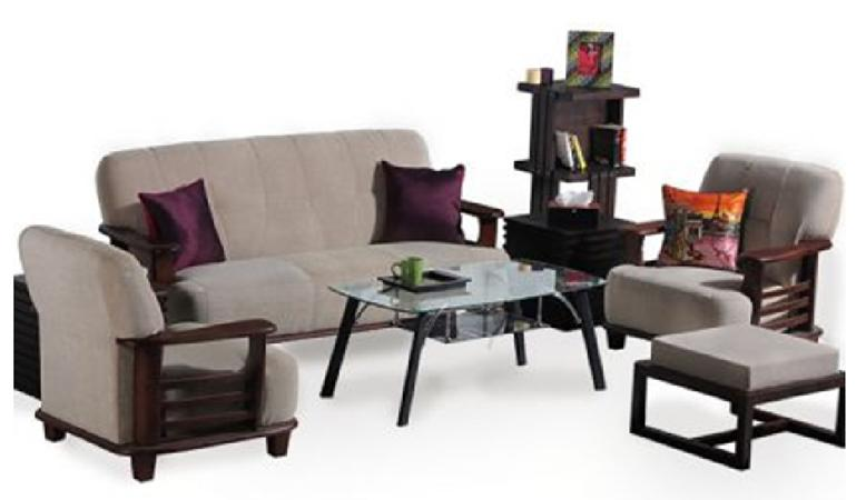 Bantia Moscow Sofa Set Online In