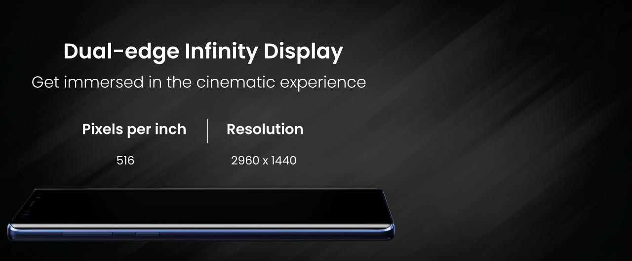 Samsung Note 9 Dual Edge