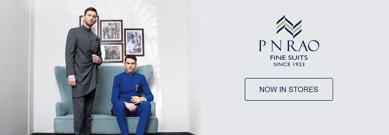 cd476d8cb5dcd Buy Men's Clothing - Suits & Blazer Online Shopping In India | PN RAO