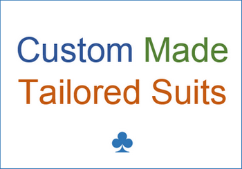 Custom Made Tailored Suits