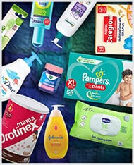Online Super Market-baby Care product online