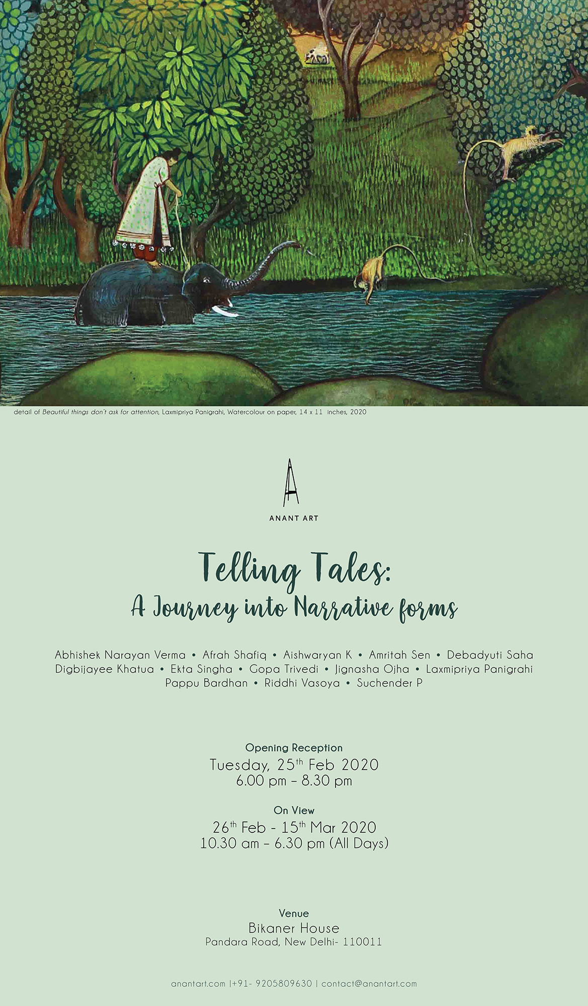 Telling Tales:A Journey into Narrative forms