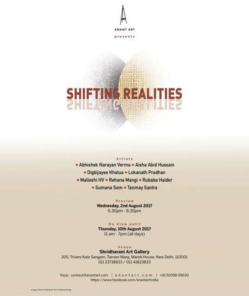 SHIFTING REALITIES