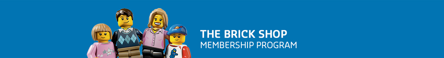 brickshop membership