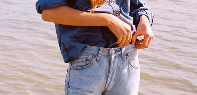 Levi's® Denim & Garment Care Instructions - Caring for Twill
