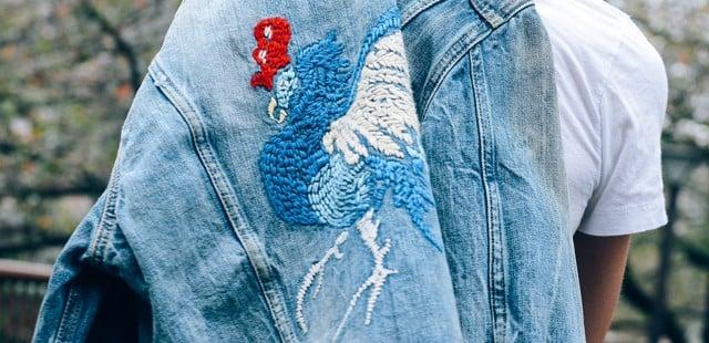 Levi's® Denim & Garment Care Instructions - Denim, De-coated?