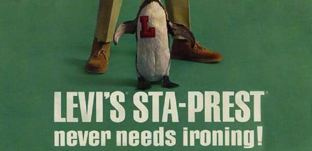 Levi's® Denim & Garment Care Instructions - Caring for Sta-Prest®