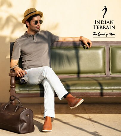 Men's Clothing at Indian Terrain