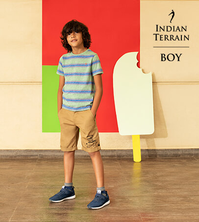 Boys Clothing at Indian Terrain