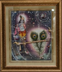 Wonderful painting of Lord Sri Krishna