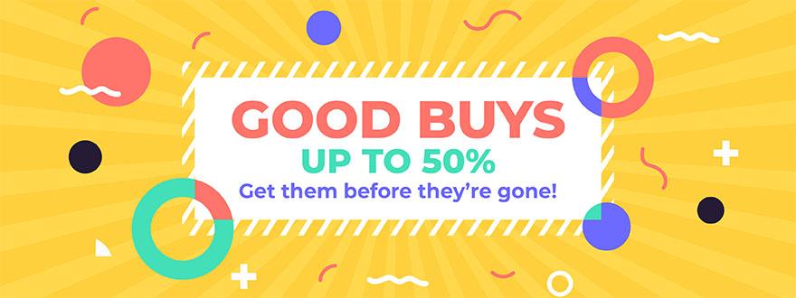 Good Buys