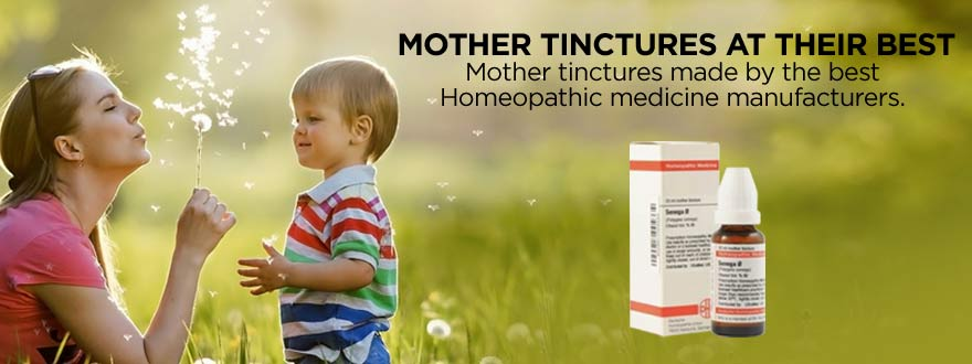 MOTHER-TINCTURE
