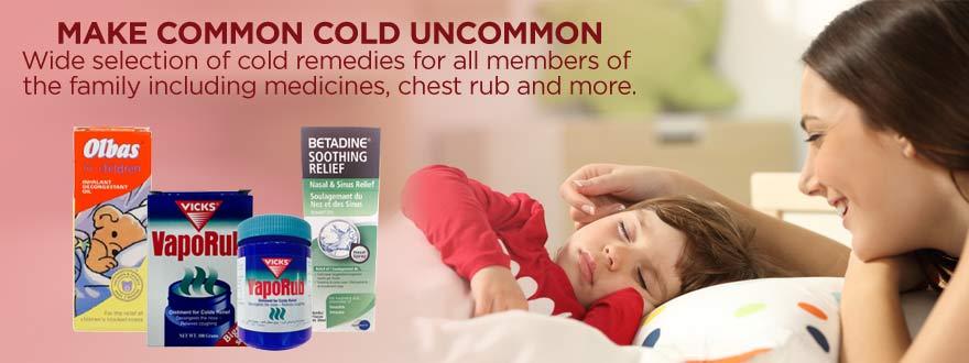 Cough,Cold&Flu