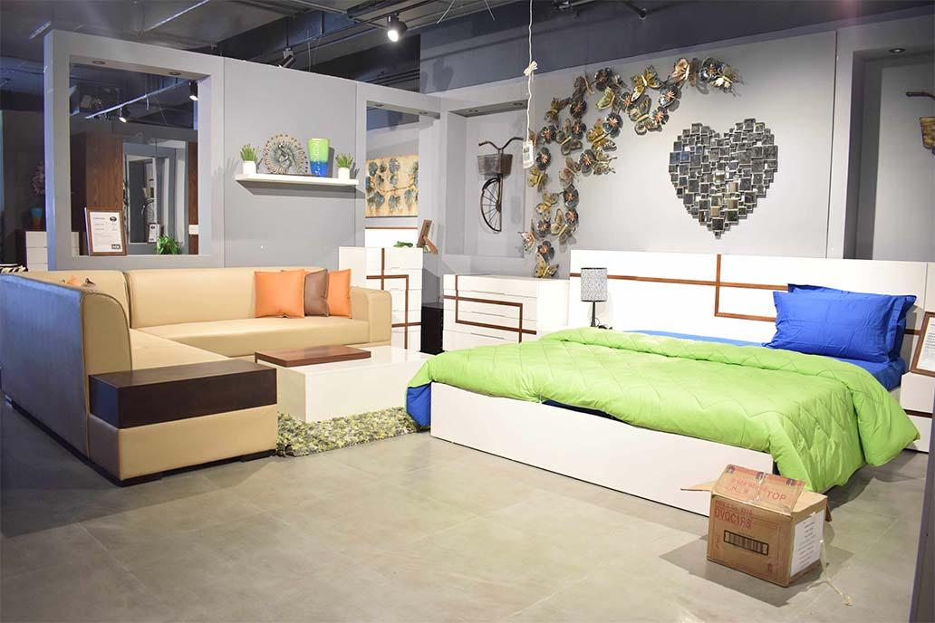 Evok Furniture one of the best furniture showroom in vadodara
