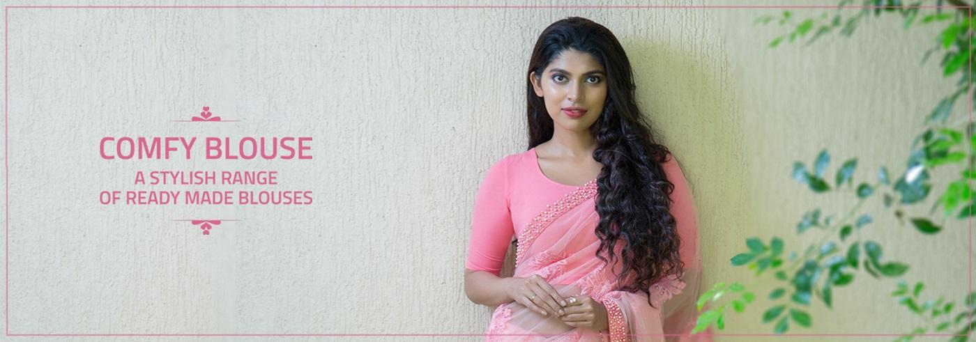 buy comfy blouse online v star
